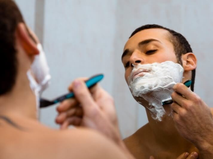 DIY Nourishing Shaving Cream - Beauty Tips for Men