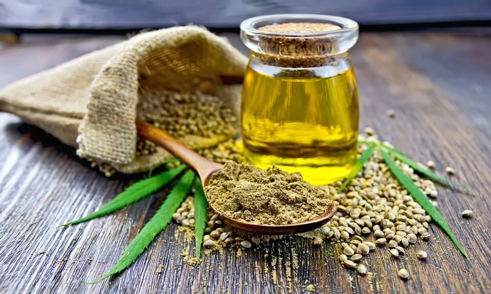 Skincare With Hemp Oil Makes Radiant And Beautiful