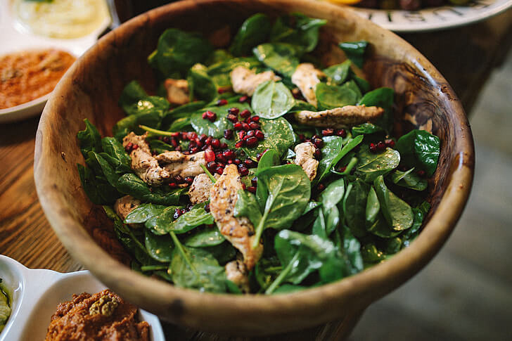 How You Can Get Beautiful Skin By Eating Greens