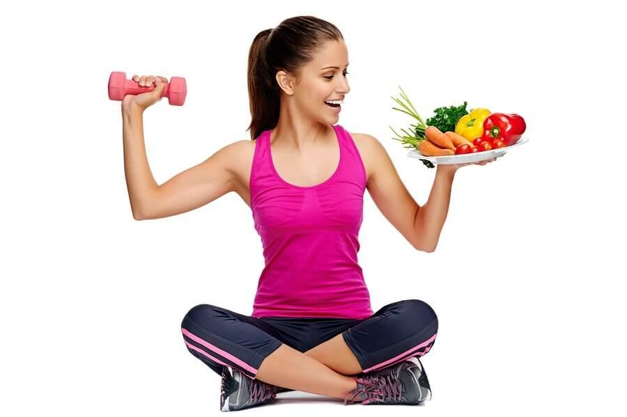 Exercise keeps you Beautiful