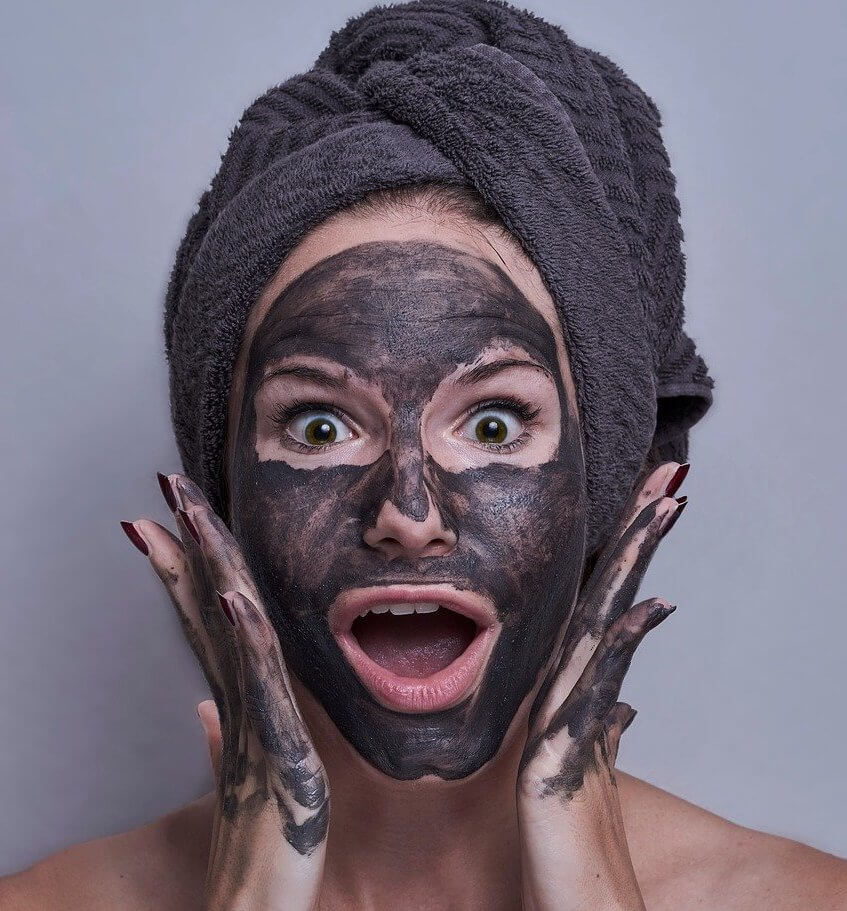 charcoal help in natural skincare